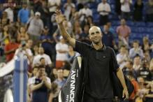 James Blake's career ends with first-round loss at US Open