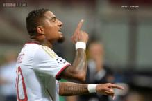 Schalke sign Milan midfielder Boateng on four-year deal