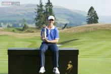 Tommy Fleetwood wins Johnnie Walker Championship