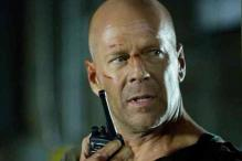 Wife scolds Bruce Willis over his daredevil stunts