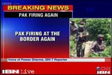 Pakistan violates ceasefire at LoC again, 1 BSF personnel injured
