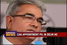 Delhi court to hear PILs challenging SK Sharma's appointment as CAG