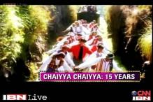 Watch: Rahman, Farah, Santosh on 15 years of 'Chhaiyya Chhaiyya'