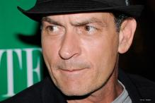 Is Charlie Sheen sharing his house with a porn star?
