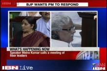 BJP ups the ante against PM over missing coal files, stalls Food Bill