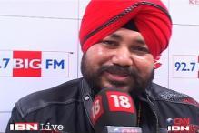 Punjabi pop singer Daler Mehndi joins Congress