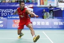 Lin Dan storms into quarters of world championships