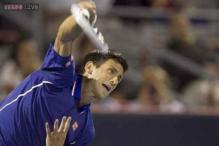 Djokovic entertains at Montreal while locals provide thrills