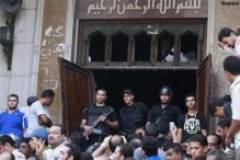 Egypt considers to ban Muslim Brotherhood, gunfire exchanged in mosque