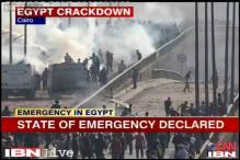 Egypt declares national emergency; 278 dead in clashes