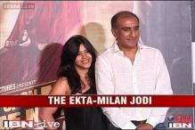 Ekta Kapoor and Milan Luthria to be third time lucky?