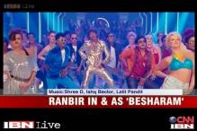 Watch: New Song from Ranbir starrer 'Besharam'
