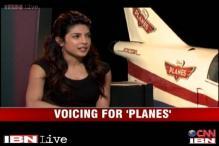 Priyanka Chopra in LA for the premiere of Disney's 'Planes'