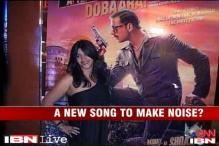 'Unhappy' Ekta shoots peppy song for 'Once Upon a Time in Mumbai Dobara'