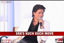 'Witty' SRK comes up with his one liners while promoting 'Chennai Express'