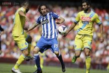 Porto recover to beat Napoli in Emirates Cup