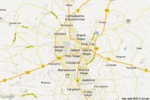 Four policemen injured as students clash in college election rallies at Jaipur