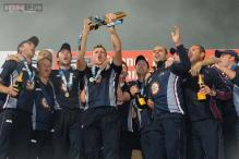 Willey stars as Northamptonshire win Twenty20 final