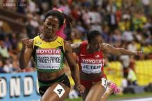 Fraser-Pryce wins women's 100 meters at World Championships
