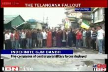 Darjeeling: Indefinite bandh called by GJM for Gorkhaland from today