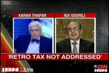 No commitment in the PM's statement in Parliament, says Godrej