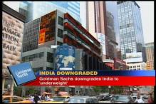 Goldman Sachs downgrades Indian stocks to 'underweight'