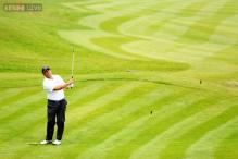 Ricardo Gonzalez leads by a shot at Gleneagles