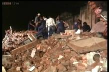 Gujarat: Congress wants judicial probe in Vadodara buildings collapse