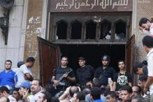 Gunbattle fought in Cairo mosque as Egypt mulls Brotherhood ban