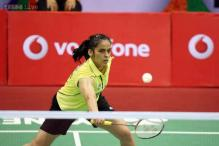 Saina unhappy over 'wrong' line judgements