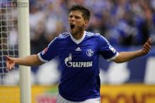 Schalke's Klaas Jan Huntelaar to miss Champions League playoff