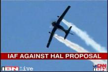 IAF questions HAL's plan to develop a new basic trainer
