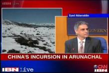 Chinese incursions won't be dealt with through diplomatic routes: MEA