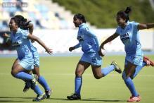 Indian girls bring back memories of hockey's golden era