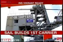 INS Vikrant showcases our capabilities to the world: Surya Gangadharan