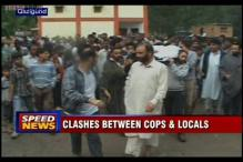 Anantnag: Police and locals clash after train runs over 2 people