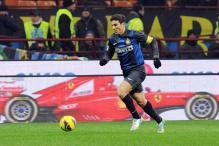 Injured Javier Zanetti turns 40, determined to keep playing