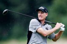 Furyk and Scott share Oak Hill lead, Tiger toils
