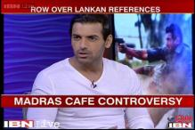 John Abraham defends his film 'Madra Cafe'