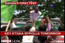 Karnataka: Major test for Congress in Lok Sabha bypolls