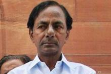 TRS chief says his 'leave Telangana' remark was misquoted