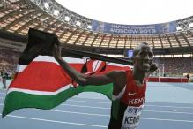 Ezekiel Kemboi wins men's steeplechase at World Championships