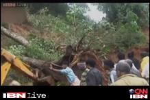 Kerala: Five people dead in a landslide in Idukki district