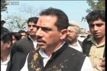 Documents show Robert Vadra bought land using a 'fictitious' cheque