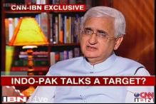 LoC firing can be an effort to sabotage India, Pak peace process: Khurshid