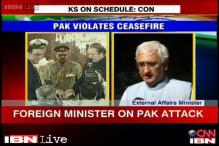 LoC killings: Yet to decide on how to respond to Pak, says Khurshid