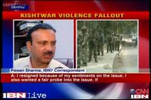 I resigned as I wanted a fair probe in Kishtwar violence: Kichloo
