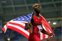 LaShawn Merritt powers to gold in as Kirani James faded