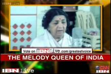 Watch: Journey of India's melodious voice Lata Mangeshkar