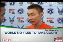 World No 1 Lee Chong Wei ready for IBL debut